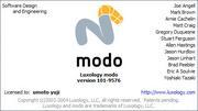 MODO / NEXUS / LUXOLOGY