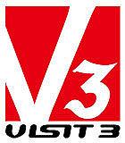 VISIT3  ビジットスリー