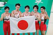 体操競技は日本の国技だ!!!