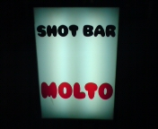 SHOT BAR MOLTO(モルト)