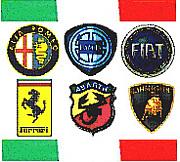 イタリア自動車探索の旅