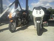 バニビーミニバイクチーム