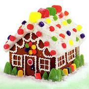 お菓子の家に住みたい