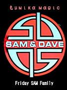 SAM&DAVE梅田を盛り上げ隊