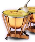 弘大フィル 打楽器部屋