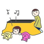 (株)ヘビーメタルのコタツ