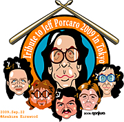 Tribute to Jeff Porcaro 東京