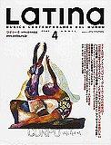 世界の音楽雑誌「ラティーナ」