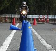 バイクでジムカーナin福岡!