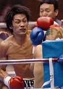 ボクシング 湯場 忠志