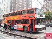 上海バスの会