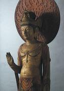 仏像を見ていると落ち着く