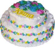 アメリカのケーキが最高!