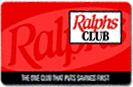 お買い物は Ralphs!!!