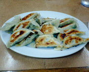黄楊(つげ) 餃子in延岡