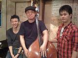 占部貴大 Jazz Trio