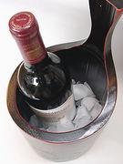 冷えた赤ワイン 赤ワインに氷