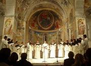 キリスト教会のラテン語聖歌