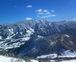 スキー場での写真