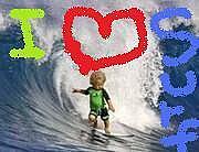I ♡ Surf 関西