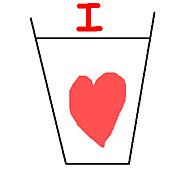 Love 牛乳コーヒーw