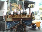 熊谷うちわ祭り(ウチワ・山車)
