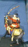 神奈川の弓士