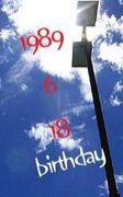 1989年6月18日生まれ!