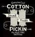 Cotton Pickin' tattoo