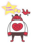 本城式 Team Friday!