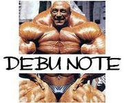 【DEBU NOTE】