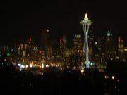 Survivin' in Street of Seattle