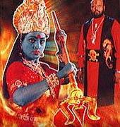 インド神様映画。