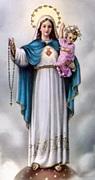 ロザリオと共に/praying by hand