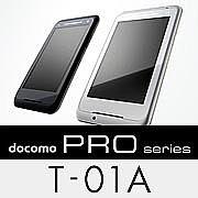 docomo PRO series T-01A(TG01)