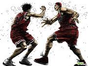 Hirar's basketball