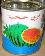 ●すいかの缶詰●
