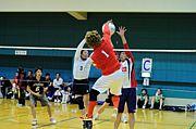 ソフトバレーボールin札幌