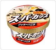 スーパーカップ クッキーバニラ