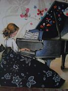ピアニストのむーみん 須永藤子