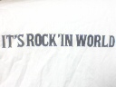 ITS' ROCK'IN WORLD