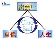 初代Clue Sailの輪@駒大