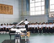 藤枝市立青島中学校のトピック一...