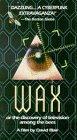 WAX       - 蜜蜂TVの発見-