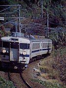 交直急行型電車 455 475 457系