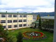 長野県大町第一中学校