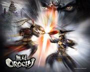 「無双OROCHI」