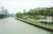 大阪・中之島エリア