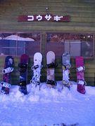 ☆Snowboard Team YOAKE☆
