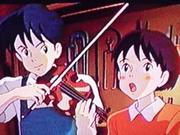 天沢聖司君のバイオリンで歌い隊